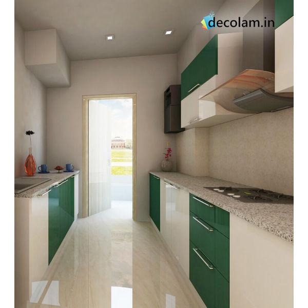 Virgo Mica | Army Green | 1057 SHG |1MM | Kitchen