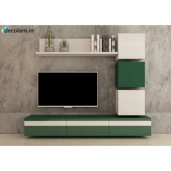 TV Unit in High Gloss Finish by Virgomica