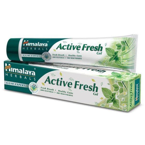 Active Fresh Gel  -  For a fresh feel (100gm x 2 pcs)
