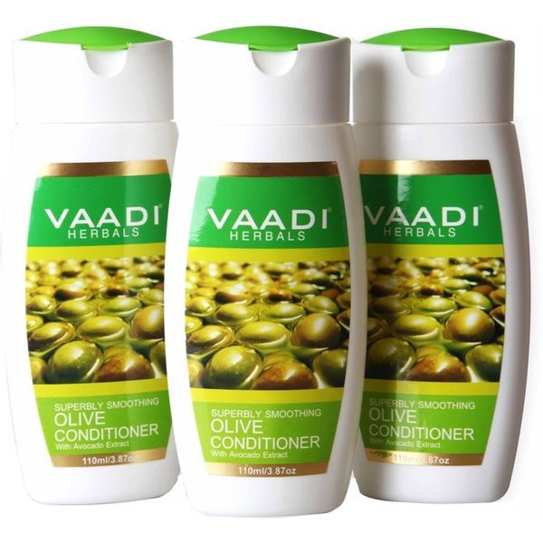OLIVE CONDITIONER with Avocado extract (110mlx3)