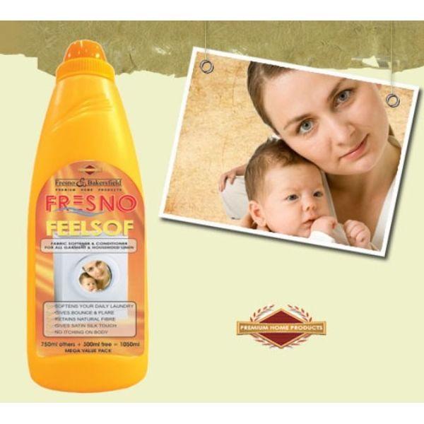 FEELSOF (Premium Eco Friendly FABRIC SOFTENER & CONDITIONER  )