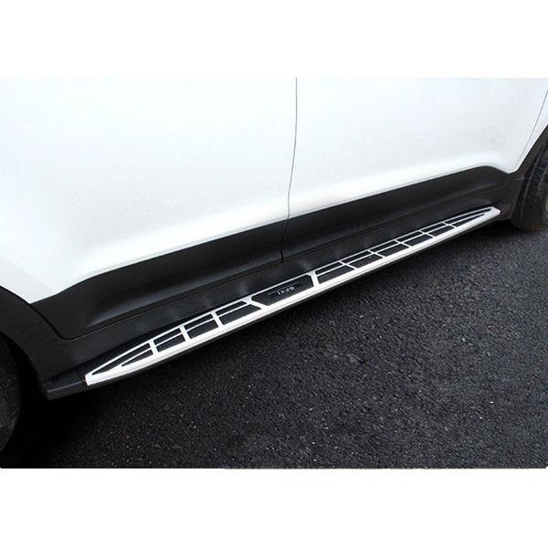 Gear X Hyundai Creta Side Running Board Foot Step Original