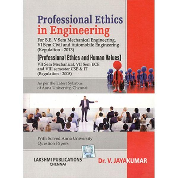 profestional ethics