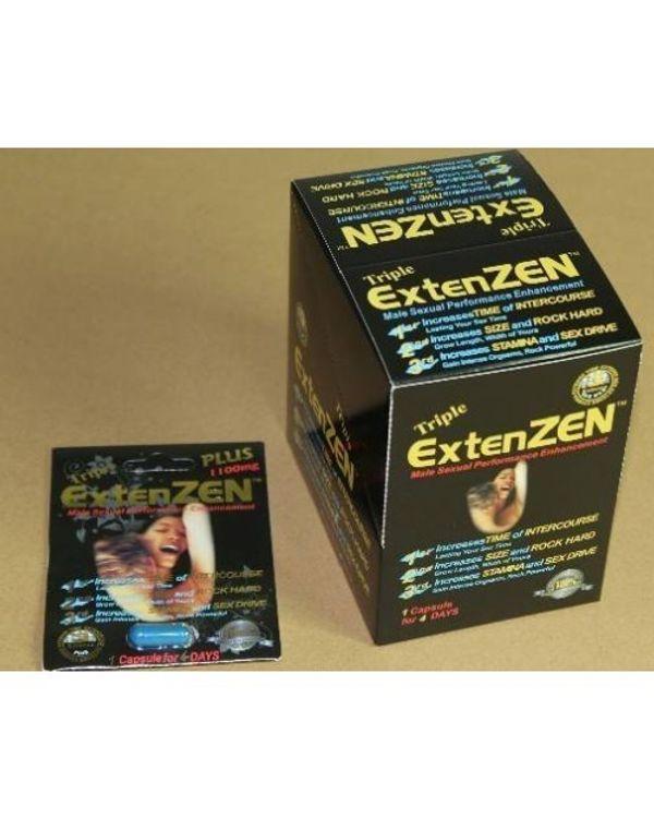 Triple Extenzen 24 capsules imported