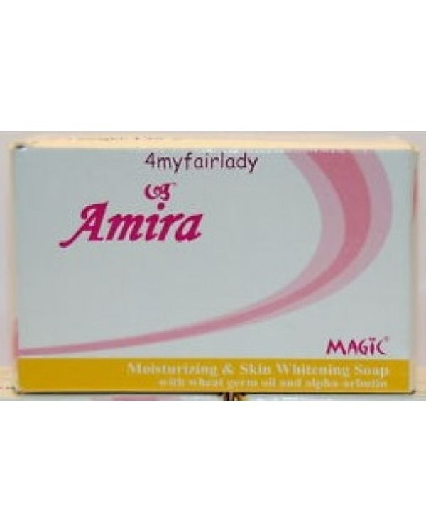 Amira Magic Skin Whitening Soap One bar