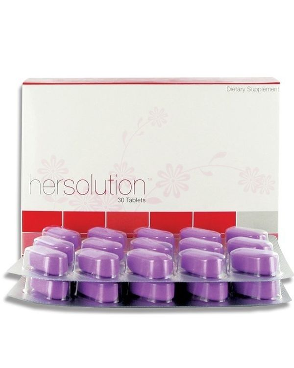 HerSolution pills Women