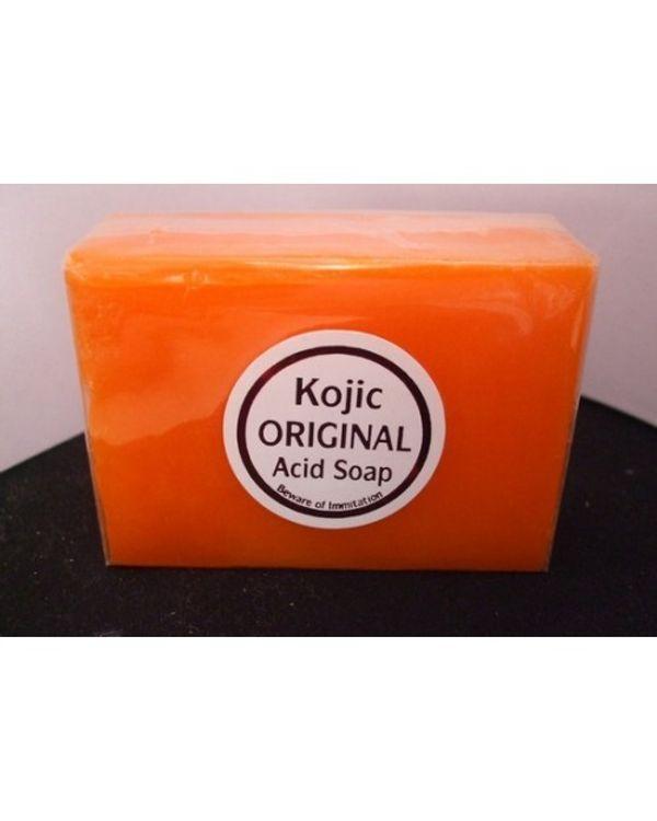 Kojic Acid Skin Whitening Soap