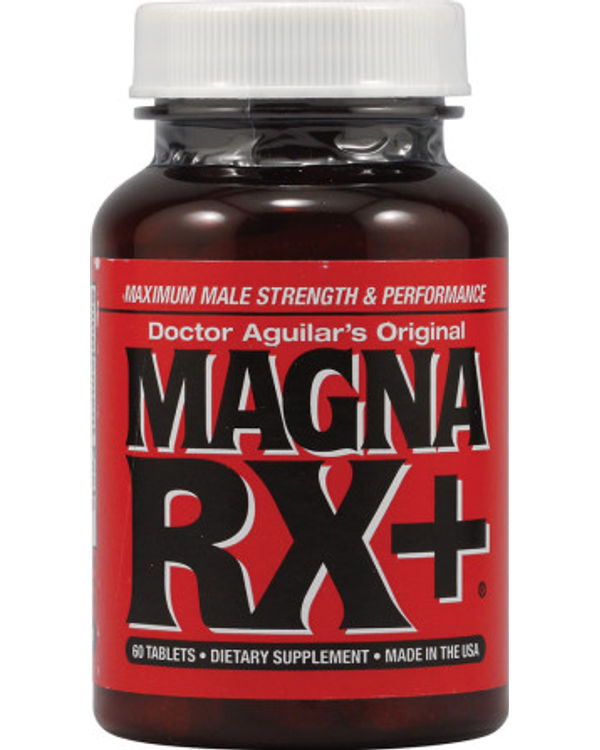 Magna RX Male Enhancement Pills  Fake Specs