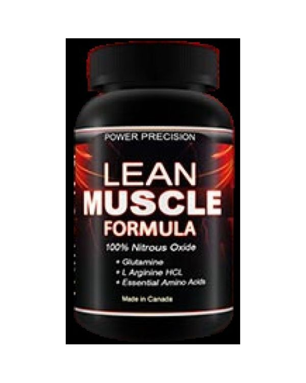 Power Precision Lean Muscle formula One Bottle imported