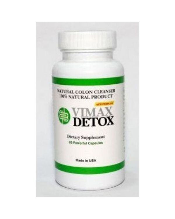 vimax detox in india one bottle