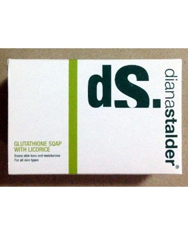 Diana Stalder Glutathione Soap One Soap Bar