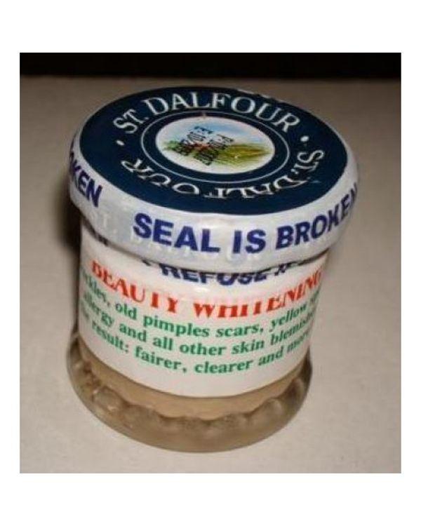 st Dalfour Skin Whitening Cream filipina beauty