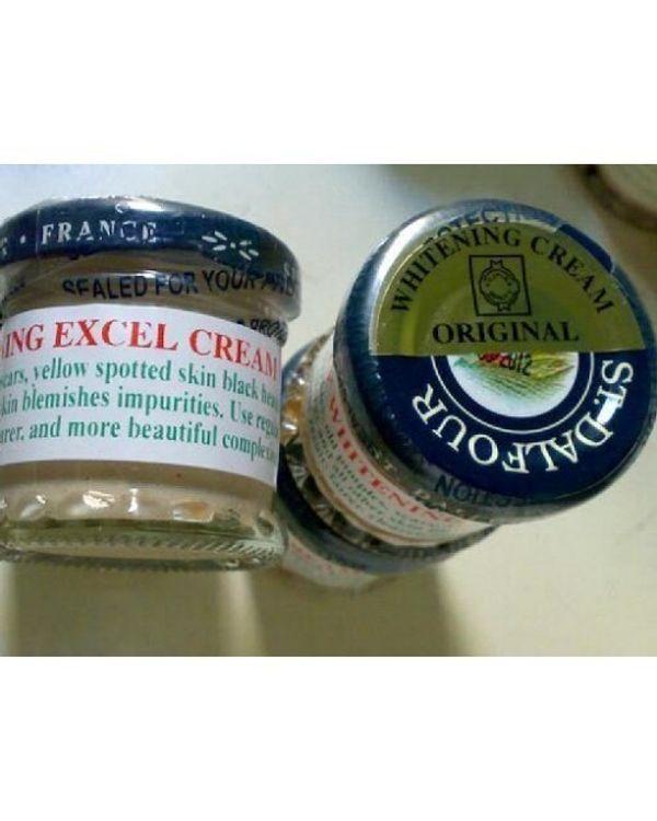 st Dalfour Skin Whitening Cream normal
