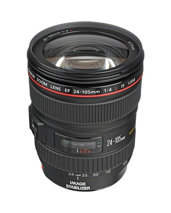 CANON EF 24-105mm F4 L IS USM (White Box)