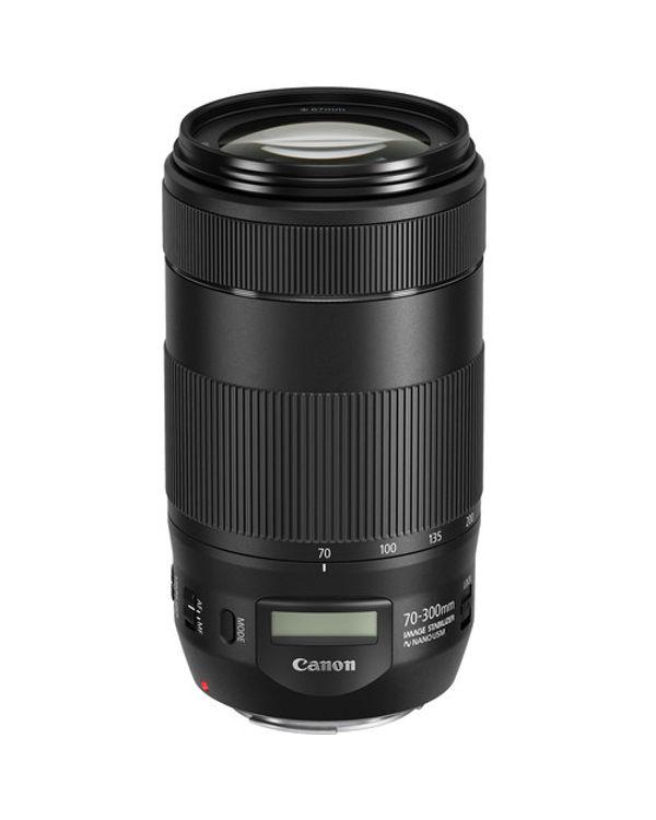 Canon EF 70-300mm 1:4-5.6 IS II USM