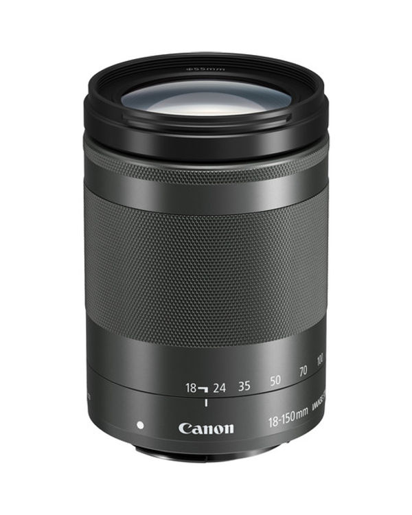 Canon EF-M 18-150mm f/3.5-6.3 IS STM