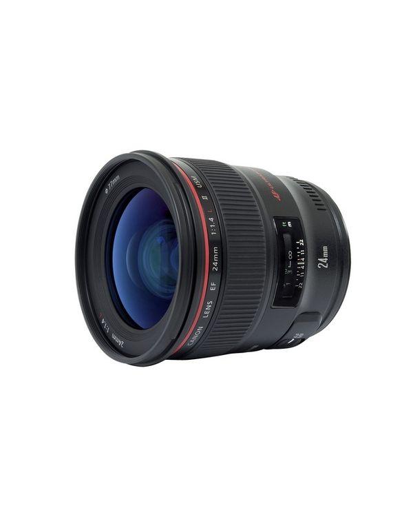 Canon EF 24mm F1.4 L II USM