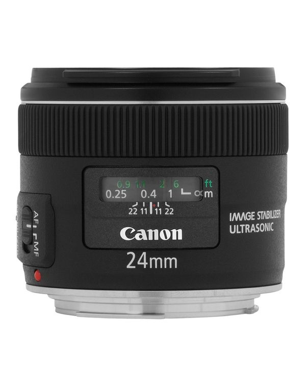CANON EF 24MM F 2.8 IS USM
