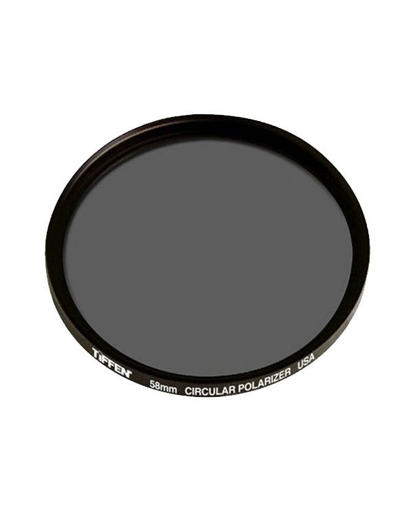 Tiffen 58mm Circular Polarizing Filter