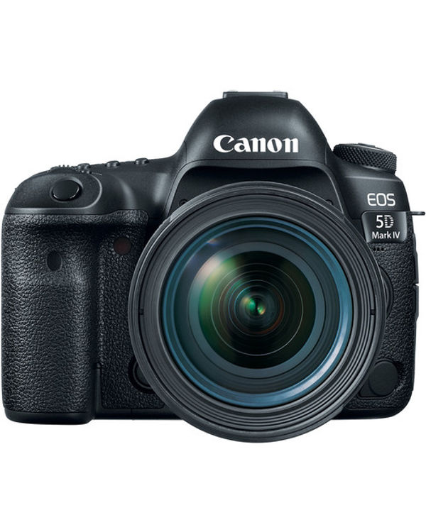 Canon EOS 5D Mark IV with 24-70mm f/4L Lens