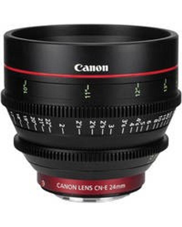 Canon Cine CN-E24mm T1.5 L F