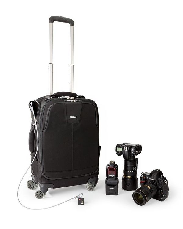 Think Tank Airport Roller Derby Rolling Camera Bag