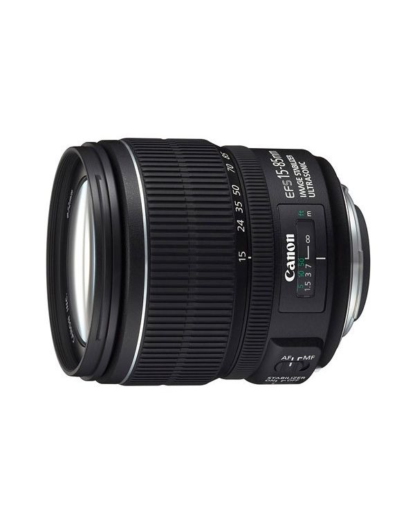 Canon EFS 15-85mm F3.5-5.6 IS USM