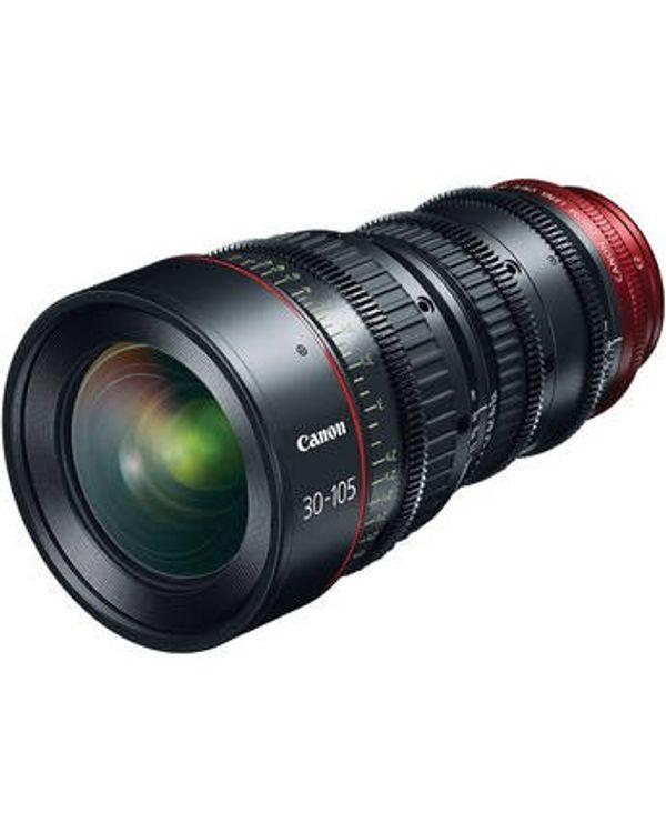 Canon Cine CN-E30-105mm T2.8 L SP