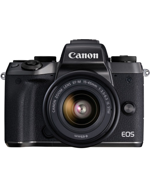 Canon EOS M5 Kit (EF-M15-45 IS STM)
