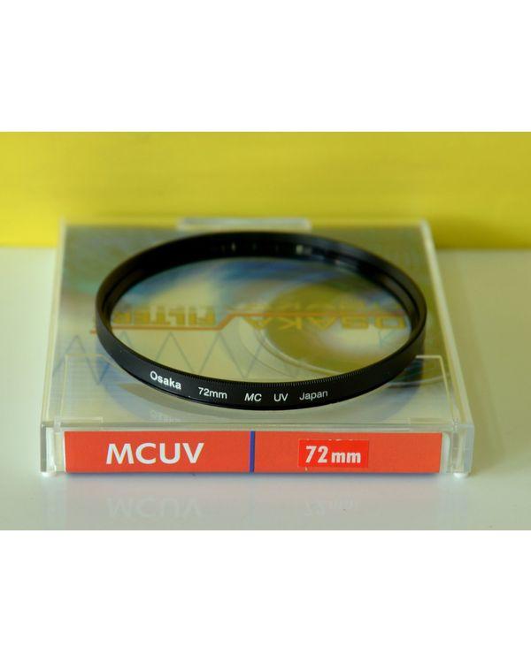 Osaka 72mm MC UV Filter