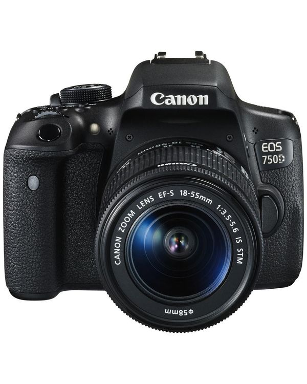 Canon EOS 750D Kit (EF-S 18-55mm IS STM)