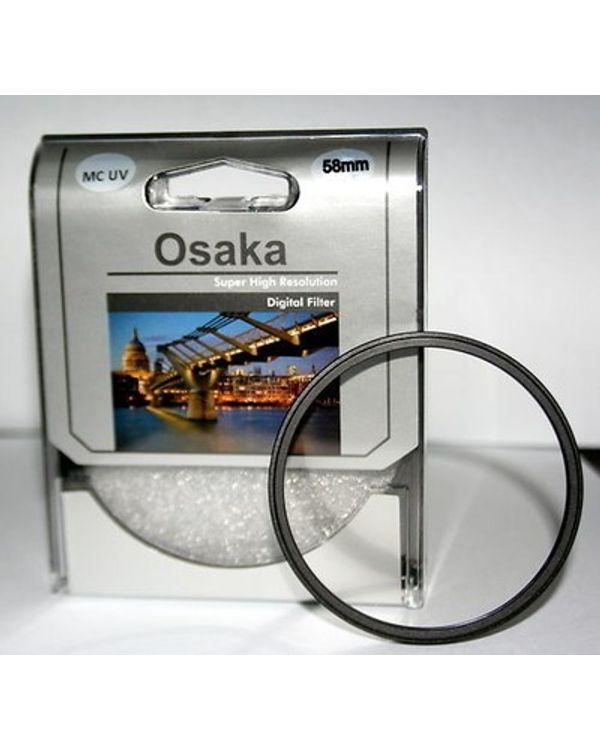 Osaka 58mm MC UV Filter