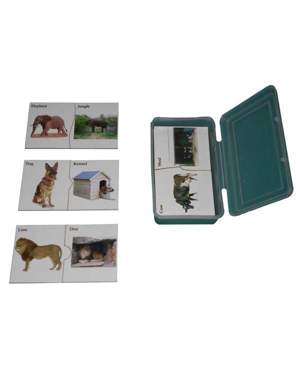 Animals & Houses