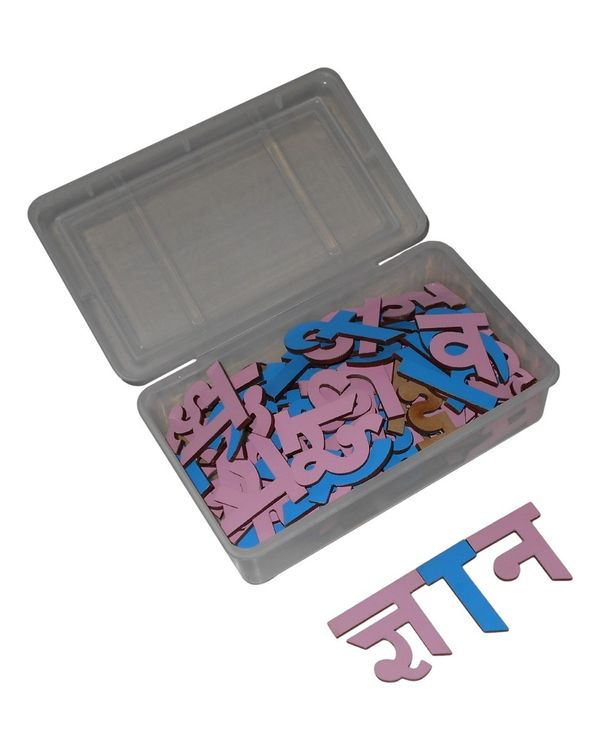 Hindi Alphabet Cut-outs