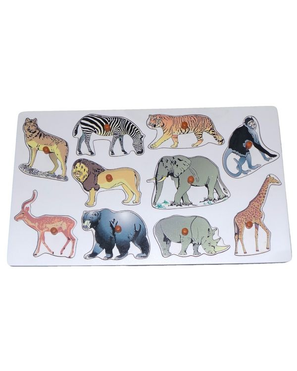 Name the Wild Animals