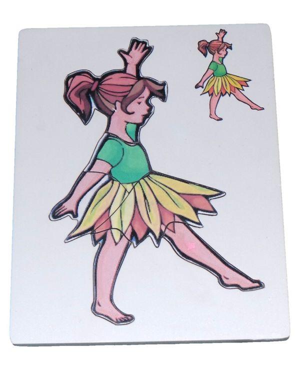 Puzzle: Dancing Girl