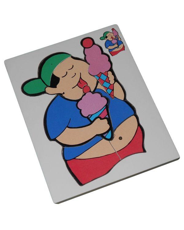 Puzzle: Ice Cream Boy