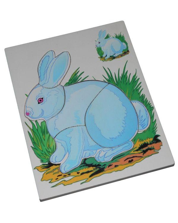 Puzzle: Rabbit