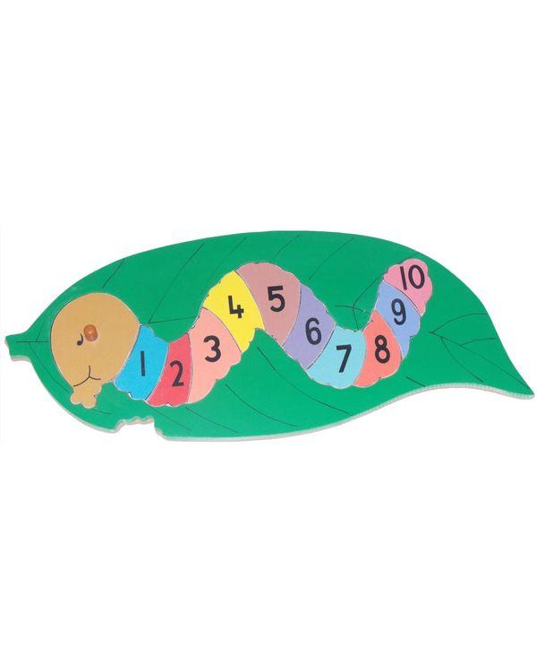 Puzzle: Caterpillar Numbers