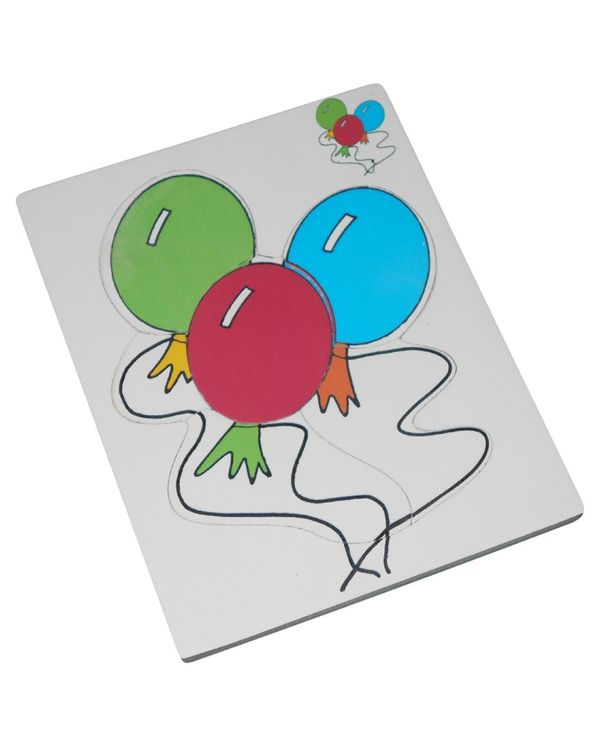 Puzzle: Balloon