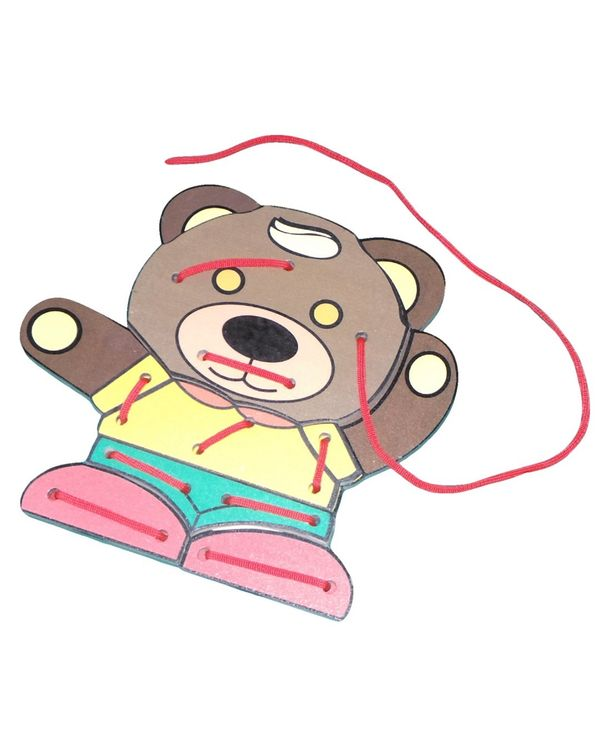 Lacing Bear