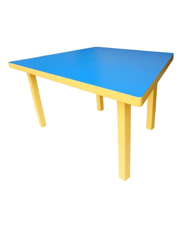 Trapezoid Activity table for four: Ages 3-6
