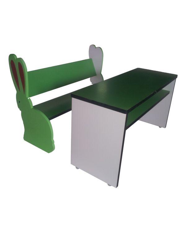 Bench and desk - Rabbit