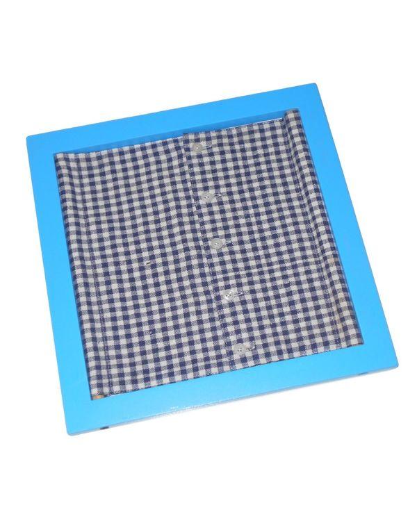 LC Fastening Shirt Button
