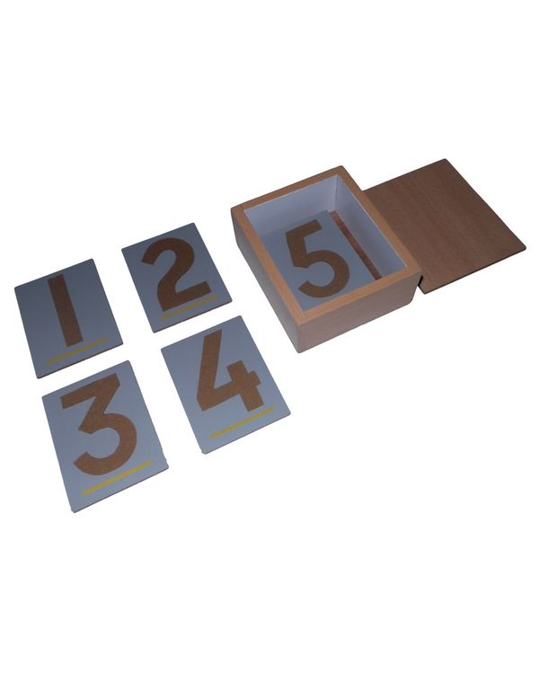 LC Sandpaper Numbers