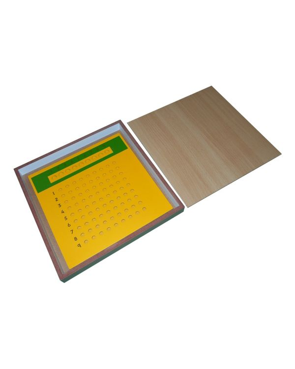 LC Box for Division Board
