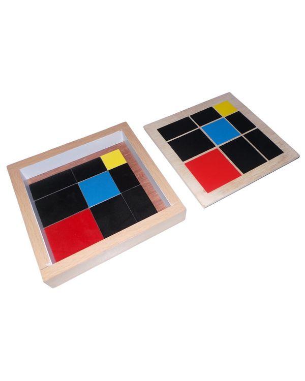 LC Trinomial Squares