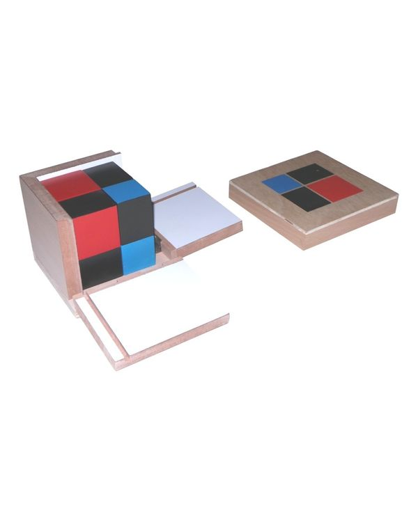 LC Binomial Cubes