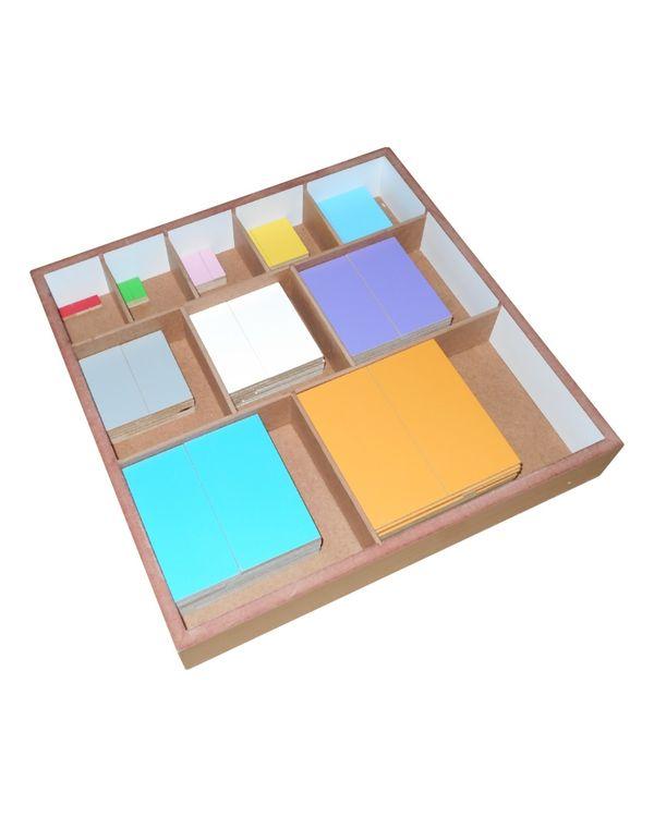 LC Decanomial Squares