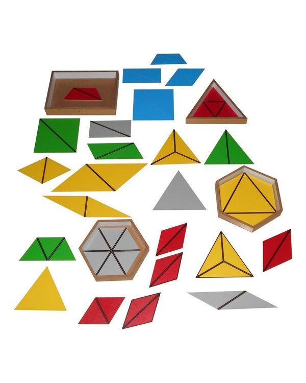 LC Constructive Triangles